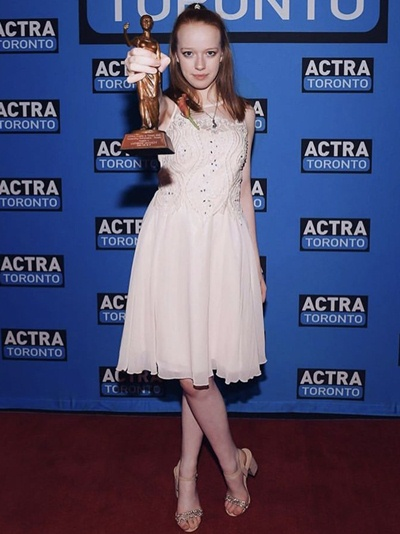 Amybeth McNulty Height Weight Stats