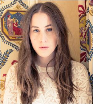 Singer Alana Haim