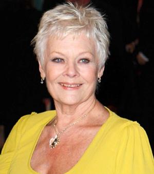 Actress Judi Dench